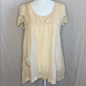 Anthropologie Tops - Girls from Savoy Babydoll Top